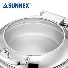 Sunnex 2018 Round Electric Chafing Dish