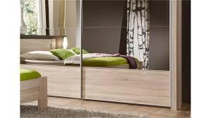 schlafzimmerset 2 donna in eiche sägerau mit spiegel