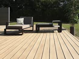 Engineered Wood Decking SMOOTH EMOTION DECK BOARD By Silvadec