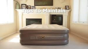 coleman bed coleman high quickbed airbed walmart