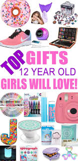 Best Gifts For 12 Year Old Girls Birthday Gifts Pinterest