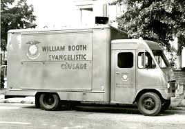 100 Salvation Army Truck Der WilliamBooth Fr Evangelistische Einstze Der Heilsarmee