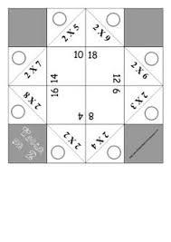 cocottes pour apprendre les tables de multiplication en s amusant