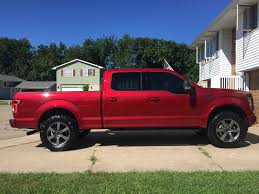 100 Ford Truck Tires 34 Mt Tires And Leveling Kit F150 Forum Community Of