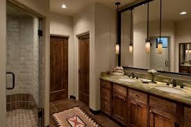 rustikale badezimmermöbel badezimmer im landhausstil