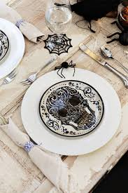 296 Best Home Decor & Style Images On Pinterest   Halloween ... Vintage Halloween Colcblesdecorations For Sale Pottery Barn Host Your Party In Style Our Festive Dishes Inspiration From The Whimsical Lady At Home Snowbird Salad Plates Click On Link To See Spooky Owl Bottle Stopper Christmas Thanksgiving 2013 For Purr03 8 Ciroa Wiccan Lace Dinner Salad Plates