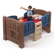 Boy s Loft & Storage Twin Bed Kids Beds with Storage