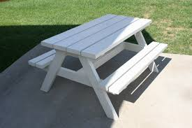 bigger kid u0027s picnic table u2026 living peacefully with children