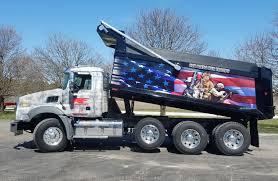 Smoothside | Dump Bodies | Rowe Truck Equipment