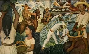 Diego Rivera Rockefeller Mural by Art Gallery Diego Rivera 1886 1957 Mexican Painter