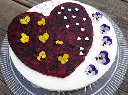 muttertags herz torte kochbar challenge 5 0 mai 2020