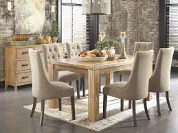 Furniture Modern Dining Table Sets Luxury Room Captivating Contemporary With Light Brown