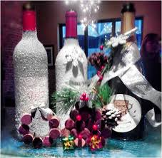 Decorative Wine Bottles Crafts by Festive Decorative Wine Bottle Craft Download The Free Wine And