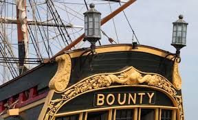 Hms Bounty Sinking 2012 by Hms Bounty Potc Wiki Fandom Powered By Wikia