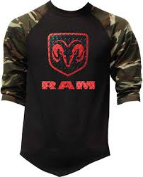 NEW MEN'S DODGE Ram Logo Camo Baseball Raglan T Shirt Offroad Truck ... Ram Logo World Cars Brands Dodge Wallpaper Hd 57 Images Used Truck For Sale In Jacksonville Gordon Chevrolet Custom Automotive Emblems Main Event Hoblit Chrysler Jeep Srt New Guts Glory Trucks Truckdowin Volvo Wikipedia 2008 Mr Norms Hemi 1500 Super 1920x1440 Violassi Striping Company Ram Truck Logo Blem Decal Pinstripe Kits Tribal Tattoo Diesel Car Vinyl Will Fit Any