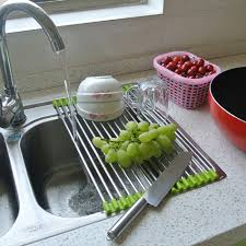 Oxo Medium Sink Mat by Furniture Home Oxo Stainless Steel Dish Rack Decor Inspirations