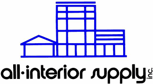 all interior logo blue blk for screen from All Interior Supply Inc