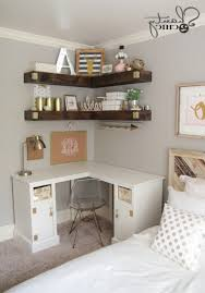 Top Charming Desk Ideas For Bedroom Regarding New Home Small Desks