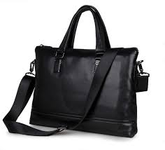 2016 new genuine leather business bag men u0027s slim briefcase laptop