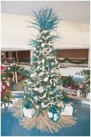 Nautical Themed Christmas Trees New Handmade Beach Decorations For A Coastal