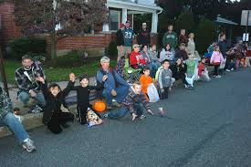Boyertown Halloween Parade 2015 by Town And Country Newspaper Article
