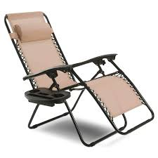 Goplus Folding Zero Gravity Reclining Lounge Chairs Outdoor Beach Patio  W/Utility Tray (Beige) Phi Villa Outdoor Patio Metal Adjustable Relaxing Recliner Lounge Chair With Cushion Best Value Wicker Recliners The Choice Products Foldable Zero Gravity Rocking Wheadrest Pillow Black Wooden Recling Beach Pool Sun Lounger Buy Loungerwooden Chairwooden Product On Details About 2pc Folding Chairs Yard Khaki Goplus Wutility Tray Beige Headrest Freeport Park Southwold Chaise Yardeen 2 Pack Poolside