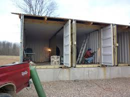 100 House Storage Containers As Ships Homes Built From Make Waves With S