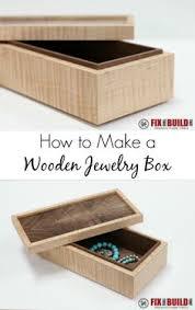 9 free diy jewelry box plans ana white u0027s