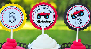 Monster Truck Cupcake Toppers Monster Truck Birthday Party 80 Off Sale Monster Jam Straw Tags Instant Download Printable Amazoncom 36 Pack Toy Trucks Pull Back And Push Friction Jam Sticker Sheets 4 Birthdayexpresscom 3d Dinner Plates 25 Images Of Template For Cupcake Toppers Monsters Infovianet Personalised Blaze And The Monster Machines 75 6 X 2 Round Truck Edible Cake Topper Frosting 14 Sheet Pieces Birthday Party Criolla Brithday Wedding Printables Inofations For Your Design Pin The Tire On Party Game Instant