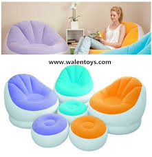 Intex Inflatable Sofa With Footrest by Intex Lounge Relaxing Inflatable Air Sofa Centerfordemocracy Org