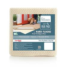 Rug Pads For Hardwood Floors Amazon by Amazon Com Con Tact Brand Eco Preserver Non Slip Rug Pad 5 U0027 X 8