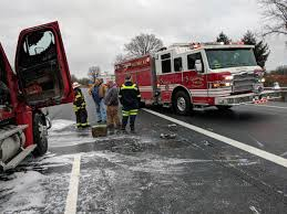 Driver Cited In Fiery Truck Crash On I-81 | Instant ...