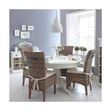 Robert Dyas Tocino Round Table With 4 Wicker Chairs Near Me | NearSt