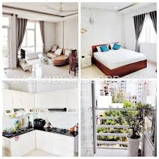 2 bedroom apartment for rent in An Thuong Area balcony Da Nang