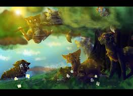 warrior cat a thunderclan greenleaf warrior cats by warriorcat3042 on deviantart