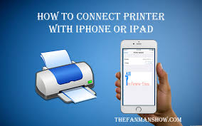 How to connect printer with iPhone or iPad The Fanman Show