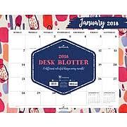 Desk Blotters At Staples by Desk Blotter