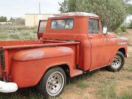 100 Chevy Stepside Truck For Sale 1959 Apache31 Shortbed