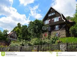 100 German House Design Swabian S Stock Image Image Of Countryside