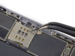 iPhone 6 SIM Eject Lever Replacement iFixit
