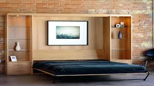Ymca Bed Stuy by Beds Beds How Build Desk Wall Bed Office Combo Bookshelf Bedside