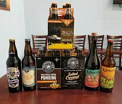 Imperial Pumpkin Ale by New Beer Stone Southern Tier New Holland Uinta Lukas Wine