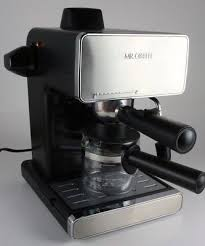 Mr Coffee BVMC ECM260 4 Cups Espresso Machine