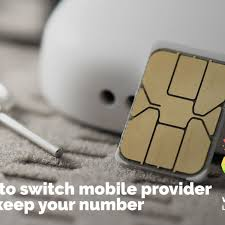 How To Switch Mobile Providers And Keep Your Phone Number