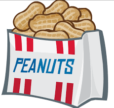 Bag of Peanuts Clipart 18