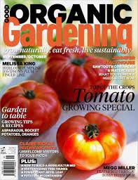 Elegant organic Gardening Magazine Inspiration