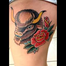 Buffalo Tattoo Meanings
