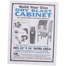 Diy Sandblast Cabinet Vacuum by Build Your Own Cabinet Plans Tp Tools U0026 Equipment
