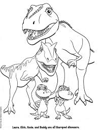 Printable Dinosaur Coloring Pages Best More Images Of To Print Free Animal