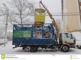 Garbage Truck Works During A Snowfall Editorial Image - Image Of ... 1963 Peterbilt 351 By Courtland Truck Works Peterbilts Large Industrial Yellow Unload Process The South Gallery Garbage During A Snowfall Editorial Image Of Truck Van Works Inc Home Dentoni Custom Flickr Photos Tagged Truckworks Picssr Reputation For Reability Hood Equipment Work West Iveco Swan Neck Recovery 2002 Mot Exempt Very Clean Freeway Trucks Australian Traffic Control So Cal Truck Works Nurufunicaaslcom Blog Texas